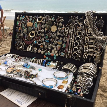 mexico jewelry tray