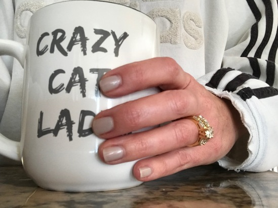 nails and tea